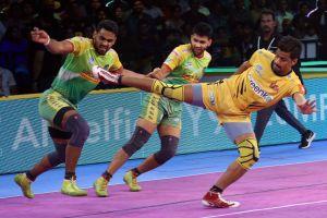 PKL: Telugu Titans edge Patna Pirates