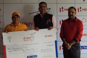 Gursimar rallies to win fifth leg, moves to top of the Order of Merit