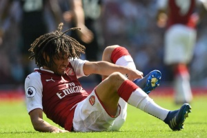 Arsenal's Mohamed Elneny likely out for season but World Cup still possible