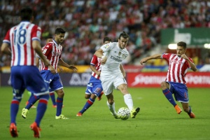 Real Madrid set for talks with Gareth Bale