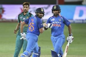India Vs Pakistan: Records tumble as Rohit Sharma-Shikhar Dhawan star in India's ruthless win