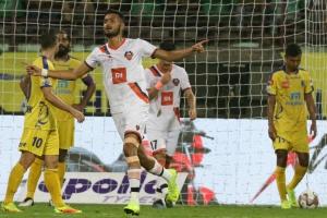 FC Goa's ISL heroes Jackichand and Manvir's earn India cap