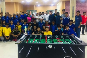 Delhi crowned champions in table soccer nationals
