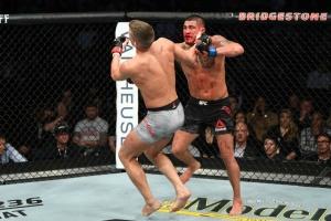 UFC Fight Night 148 results: Pettis stops Thompson with devastating KO