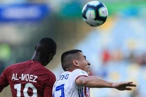 Paraguay 2 Qatar 2: Asian Cup winners battle back in Copa America bow