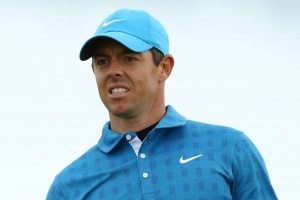 McIlroy disappointment at nightmare Open start not enhanced by being at Portrush