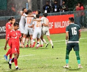 India reclaim SAFF Championship crown