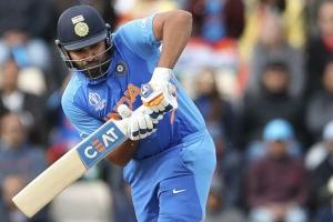 ICC World Cup 2019: India vs Pakistan: Live Score: Rohit, Kohli drive India as rain halts play