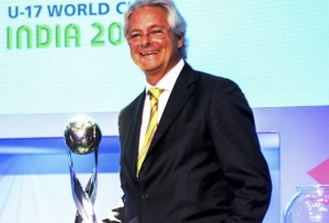 India upbeat as 50-day World Cup countdown starts