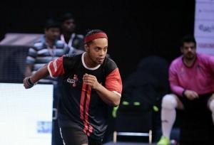 Ronaldinho shines as Delhi Dragons continue fine run