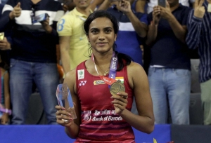 Sindhu takes second spot in BWF rankings