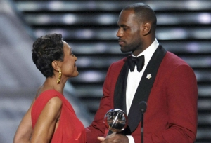 LeBron hopes to play into his 40s