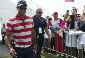 Woods ready to resume action
