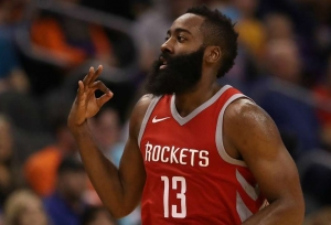 NBA: Harden scores 48 points for Rockets