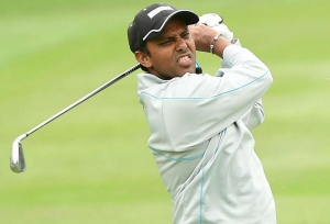 Chawrasia leads from Fitzpatrick