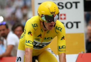 Froome in 'horrible situation'
