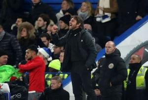 Conte rails against exit rumours