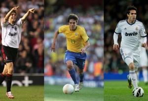 Kaka's career highlights