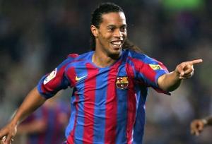 Ronaldinho's best moments