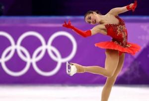 Russian Zagitova wins gold