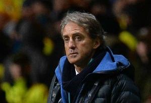 Mancini: Zenit not UEL contenders