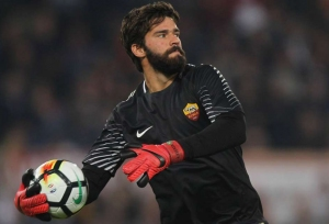 Alisson loves Roma, insists agent