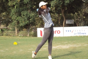 Neha grabs solo lead on Day 1