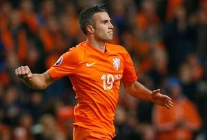 Koeman open to Van Persie return