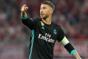 Ramos praises Real Madrid