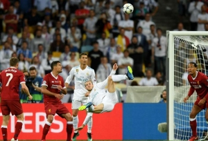Bale and the best CL final goals
