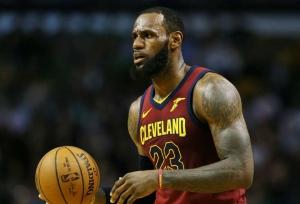 Lebron leads All-NBA first team