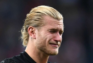 I lost my team the game - Karius