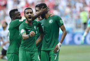 World Cup 2018: Saudi Arabia 2 Egypt 1