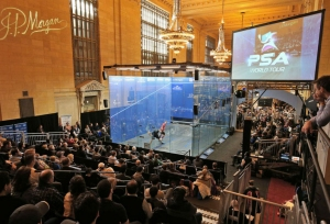 Squash moves a step close to Olympics