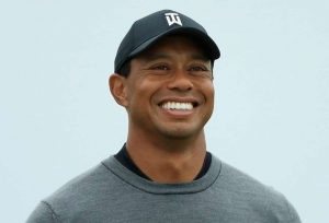 Woods excited for Carnoustie test