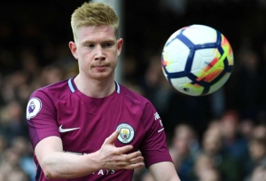 Matches for City without De Bruyne