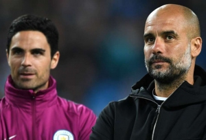 Arteta ready to stand in for Pep