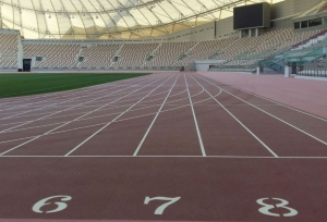 Doha gets ready for 2019 IAAF Worlds