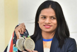 Book on India's star sprinter Chand slated for 2019 release