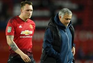 Mourinho had little faith in Jones