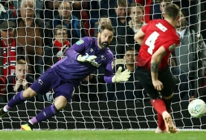 United's penalty woes continue