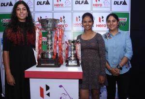 Hero Women's Indian Open from Oct 18