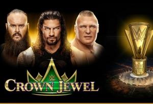 WWE announce Crown Jewel