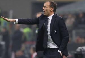 Allegri praises Juventus response