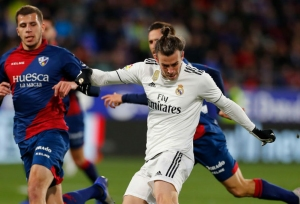 Bale ends goal drought as Real win