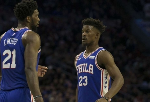 Butler responds to Embiid's comments
