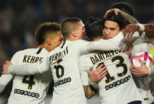 PSG games get new dates