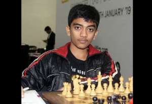 Chennai boy crowned second youngest GM