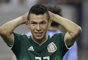 Lozano, Morgan win CONCACAF award