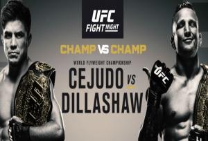 UFC Fight Night 143: Fight card & schedule
